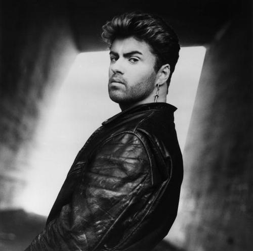 UNSPECIFIED - JANUARY 01: Photo of George MICHAEL; Posed portrait of George Michael (Photo by Grant Goddard/Redferns)