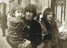 Билл с сыном Стефеном и первой женой Дианой