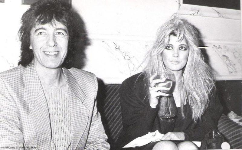 Bill Wyman & Mandy Smith