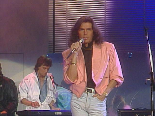 Modern Talking, Peter`s Pop Show, 1986