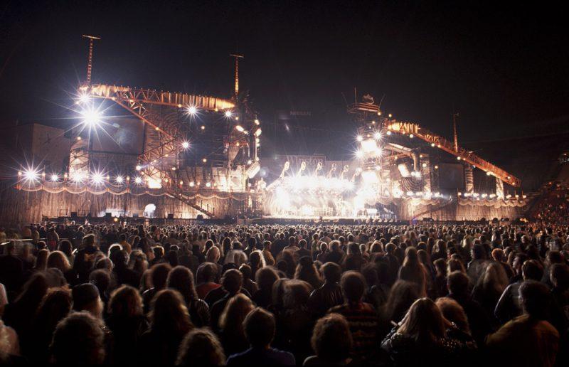 "Rolling Stones ""Steel Wheels Tour"""