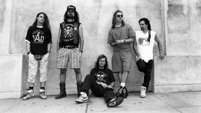 Faith No More 1990