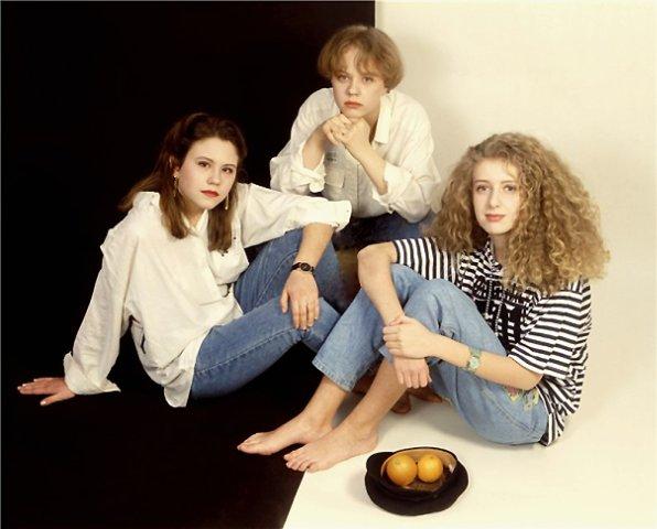 """Группа """"Лицей"""" 1993"""