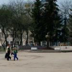 Старая Калуга: Сквер Воронина