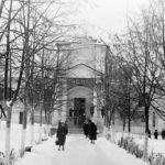 Старая Калуга. Церковь Рождества Богородицы