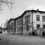 Старая Калуга. Начало улицы Луначарского