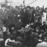 Митинг битломанов в Москве'80